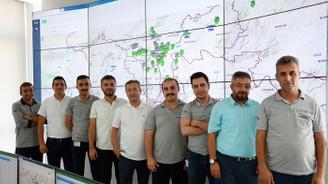 Bursagaz ve Kayserigaz'da ekiplerin operasyon hızı arttı