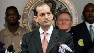 ABD Çalışma Bakanı Acosta istifa etti