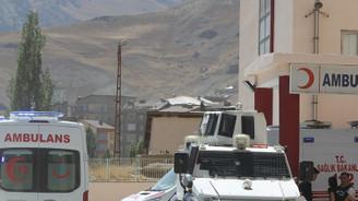 Şırnak'ta yol yapımında çalışan işçilere terör saldırısı: 1 ölü, 2 yaralı