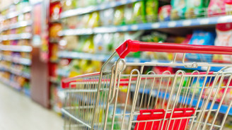 Perakendede ciro artışı enflasyona yenik düştü