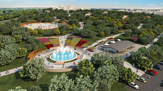 Teoman Özalp Parkı'nda dönüşüm başlıyor