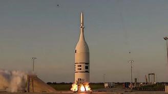 NASA, Orion uzay aracını test etti
