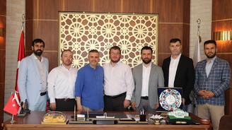 Bursa ve Konya işbirliği için bir araya geldi