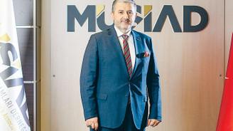 MÜSİAD Başkanı Kaan:  Doğu Akdeniz Türkiye'nin üretim hedefleri için çok değerli