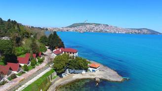 'Mutlu kent' deniz turizminden umutlu
