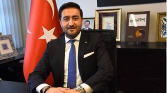 Özmen, TOBB Doğu Marmara Bölge Başkanlığı'na seçildi