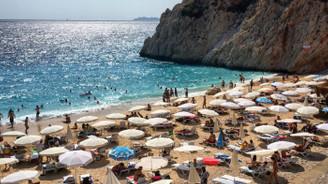 Yılın ilk 6 ayında 18.7 milyon yabancı ziyaretçi ağırlandı