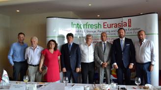 Yaş meyve sebze sektörü Interfresh Fuarı'nda buluşacak