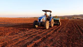 Doğal afet mağduru çiftçi için borç erteleme talebi