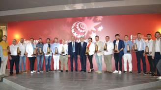 İMOS, ihracatçı üyelerini ödüllendirdi