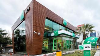 TEB konut kredisi faizini yüzde 1,55'e kadar indirdi