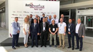 DOSAB'lı otomotivciler Automotıve Meetings'e katıldı