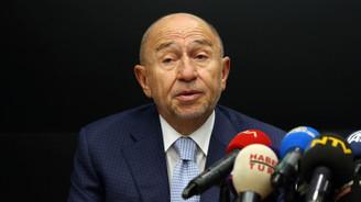 TFF Başkanı Özdemir: Liglerde yeni sezon geç başlamayacak