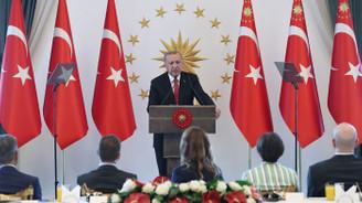 Erdoğan: Ülkemize gelen her ABD'li yatırımcıya destek vermeye hazırız