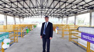 Osmangazi'de atıklar ekonomiye kazandırılıyor
