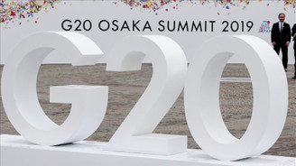 G20 ülkeleri 2. çeyrekte yüzde 0,7 büyüdü