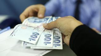 Nakdi krediler yüzde 2 artış gösterdi