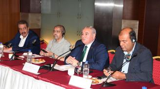 Antalya, Türk-Arap Odası'na tanıtıldı