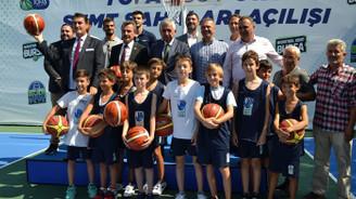 Tofaş'tan 50'inci yılda '50 Pota' projesiyle basketbola destek