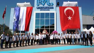 Groupe Plastıvalore'nin Türkiye'deki üretim üssü Bursa oldu