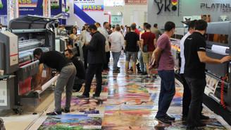 Endüstriyel reklam ve dijial baskı dünyası İstanbul'da buluşacak