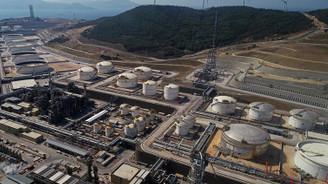 SOCAR Türkiye'nin depolama kapasitesi 2,5 milyon metreküpe ulaşacak