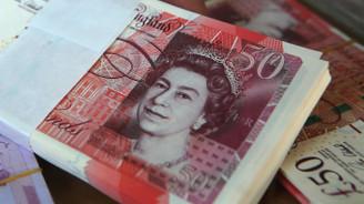 İngiliz sterlini 2016'dan bu yana en düşük seviyesinde