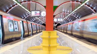 İstanbul Havalimanı metro hattında ışık göründü