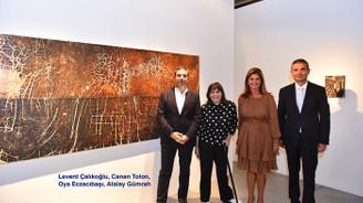 İstanbul Modern'de Canan Tolon sergisi açıldı