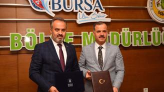 Bursa'ya özel ağaç türleri yetiştirilecek