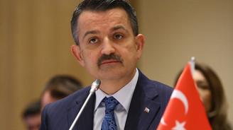 Bakan Pakdemirli: Devlet daima çiftçisinin yanında