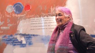 Tomur Atagök retrospektifi, İş Sanat'ın Kibele Galerisi'nde