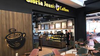 Gloria Jean's Coffees,  Antalya ve Eskişehir'de şube açtı