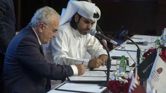 Katarlı Retaj Grup ile Beyttürk arasında imzalar atıldı