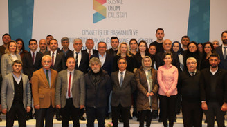 Sosyal Uyum Çalıştayı'nın 16'ncısı Bursa'da yapıldı