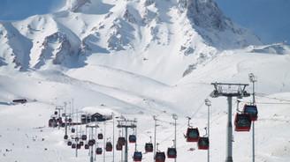 Erciyes'te dört mevsim turizm hedefleniyor
