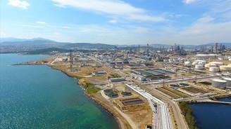 Tüpraş İzmir Rafinerisi'ne enerji verimliliği ödülü