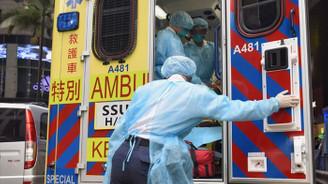 Koronavirüs salgınında can kaybı 80, enfekte sayısı 2 bin 744 oldu