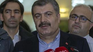 Sağlık Bakanı Koca: Şüpheli vakalarda koronavirüse rastlanmadı