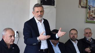 """""""Bursa sanayisi yüksek teknoloji ve temiz üretim odağında dönüşüyor"""""""