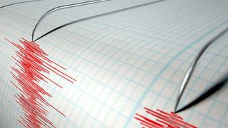 Akdeniz'de üst üste depremler