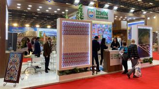 İznik Belediyesi EMITT 2020'de ilçeyi tanıtıyor