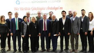 Antalya'ya yeni  İmar Yönetmeliği