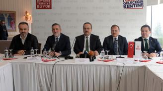 Bursa iş dünyası 'Yeniden Büyük Bursaspor' kampanyası başlattı