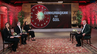 Erdoğan: Gerginliğinin azaltılması için ciddi gayret gösteriyoruz
