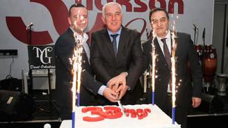 Haksan kuruluşunun 30'uncu yılını kutladı