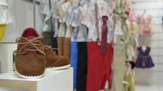 Bebe çocuk modasının kalbi Bursa'da atıyor