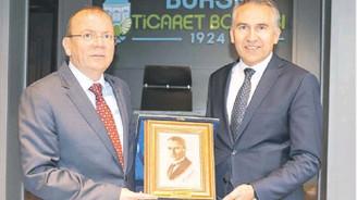 Borsa, Bursa'nın tarım potansiyelini artıracak