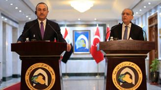 Çavuşoğlu: Irak ile zorlu günleri aşmak için beraber çalışacağız