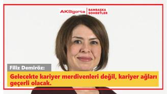 ACCA Türkiye ve Gelişmekte Olan Ülkeler Başkanı Filiz Demiröz Dünya'da